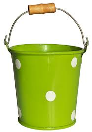 Explaining with the bucket analogy